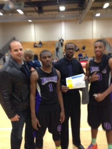 Model Cleaners Hosted Basketball Tournament