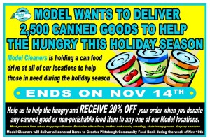 Every Year We Host This Drive to Feed the Hungry