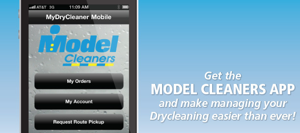 Model Cleaners App Download